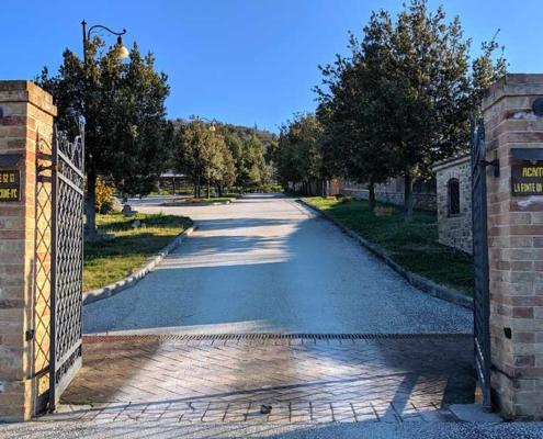 agriturismo per eventi Perugia