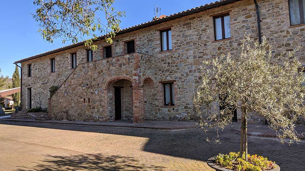 Agriturismo con camere vicino Perugia